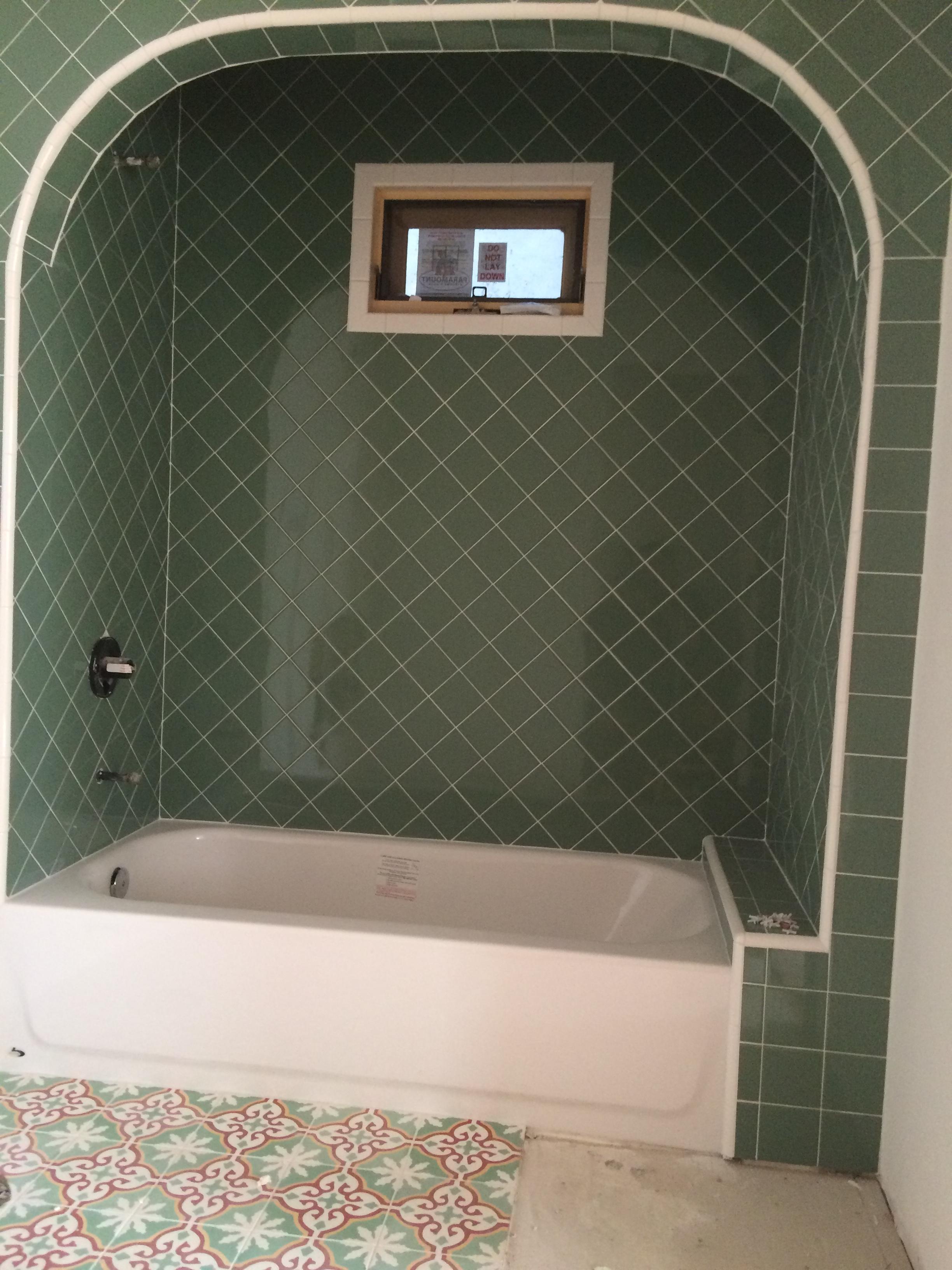 Spanish Revival Tile Tile Design Ideas
